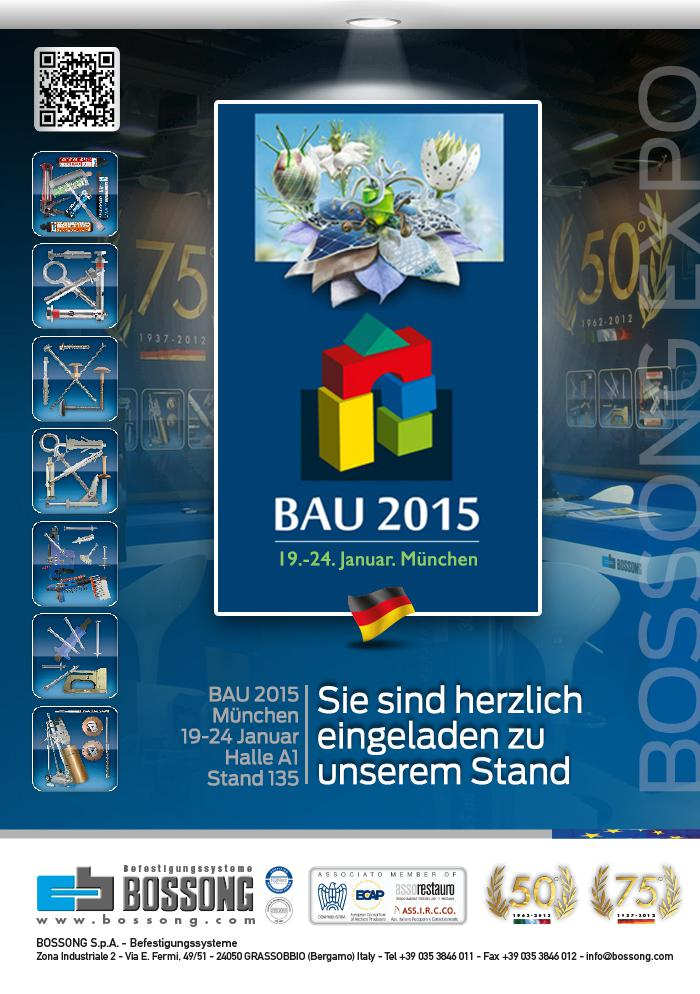 BAU 2015 München