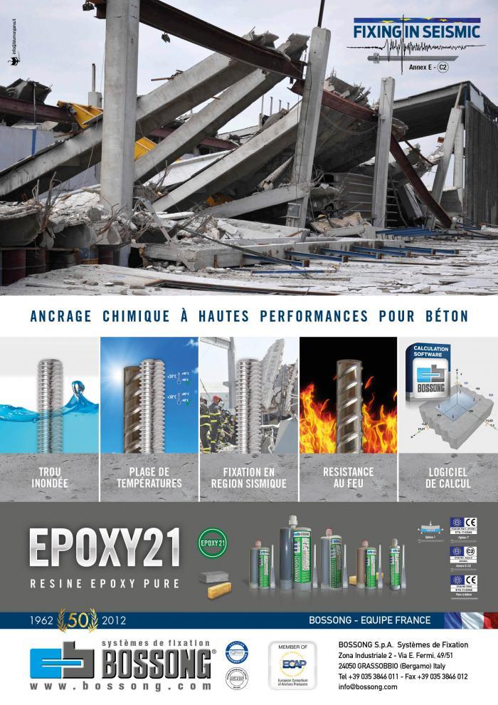 BOSSONG BCR EPOXY 21 SEISMIC C2